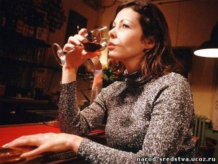 Народные средства от пьянства вред