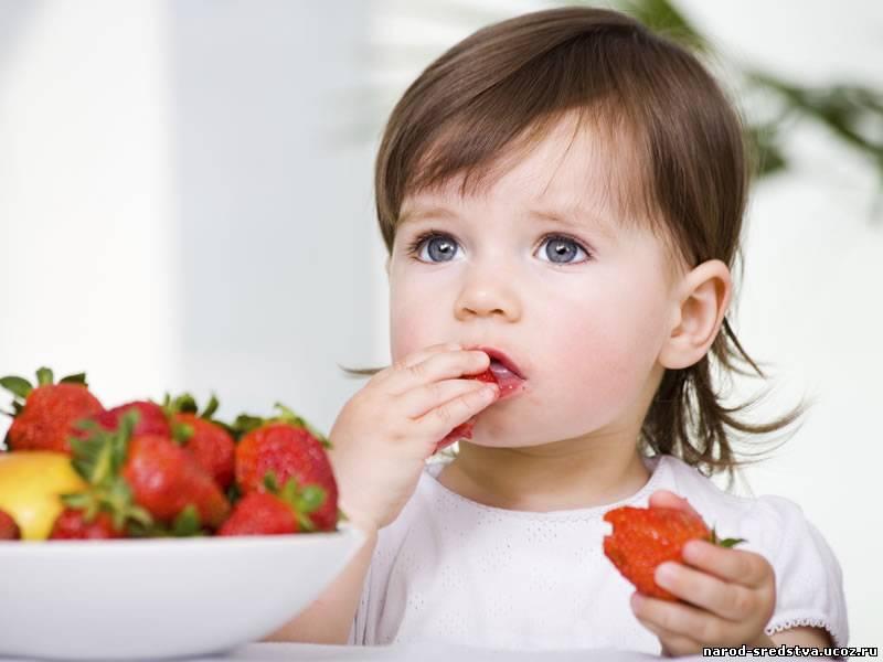 хлористый при аллергии у детей