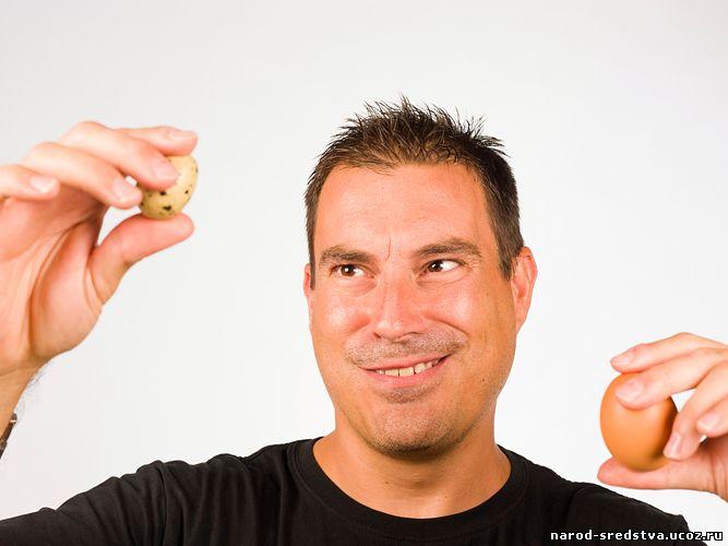 Народные средства лечения перепелиными яйцами